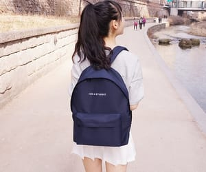 backpack, bag, and tumblr image