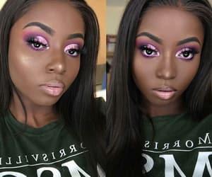 beauty, brown skin, and dark skin image