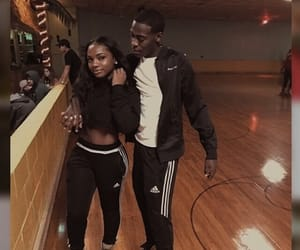 couple, goals, and poppin image