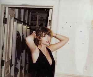 polaroid, Reputation, and Taylor Swift image