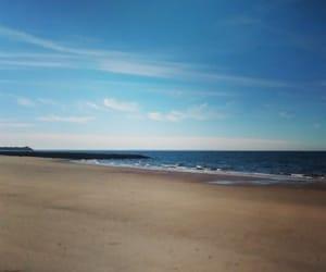 backyard, ocean, and sand image