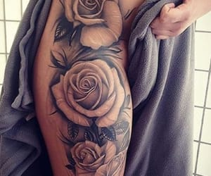 ink and roses image