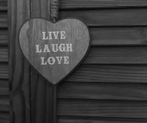 heart, laugh, and live image