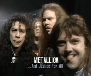 gif, heavy metal, and James Hetfield image