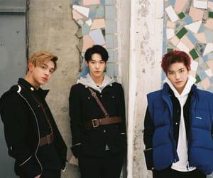 boss, taeyong, and doyoung image