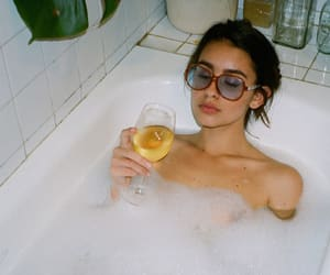 bath, bubbles, and photography image