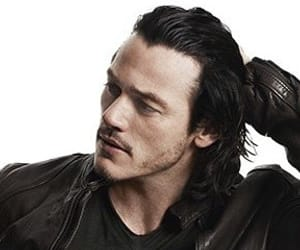luke evans, handsome, and sexy image