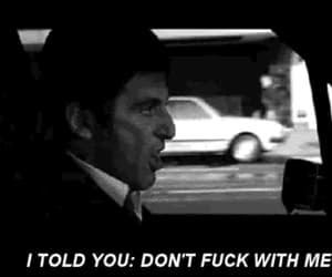 gif, scarface, and mr pacino image