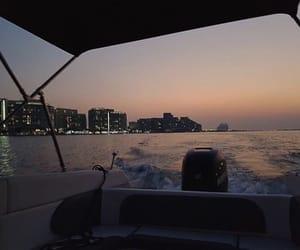 boat, lifestyle, and luxury image
