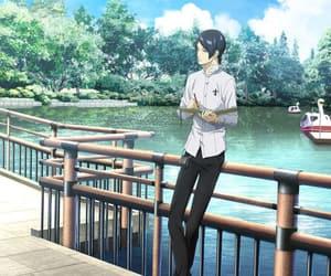 the animation, persona 5, and yusuke kitagawa image