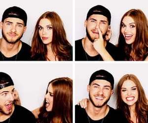teen wolf, holland roden, and cody christian image