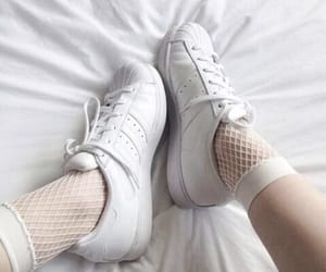 loveit, whiteshoes, and aesthestic image