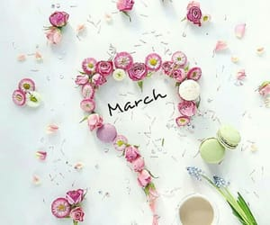 hello, march, and welcome image