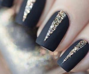 art, beauty, and nail image