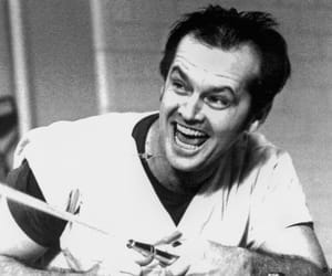 b&w, black and white, and jack nicholson image