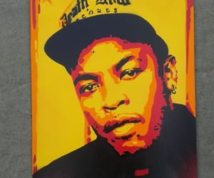 art, dr.dre, and painting image