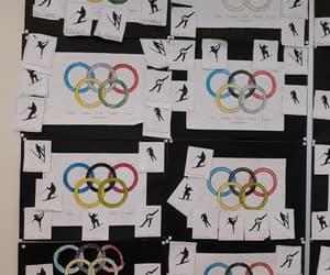 art, olympic, and pyeongchang image