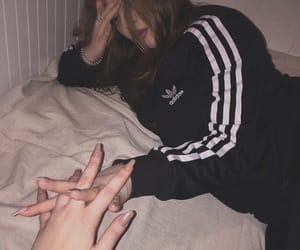 adidas, aesthetic, and girl image