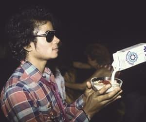 idol, moonwalk, and king of pop image
