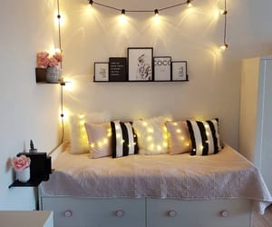 bedroom, couch, and home style image