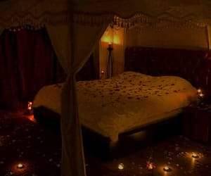 bedroom and romantic image