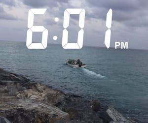 غيم, ﺑﺤﺮ, and صيد image