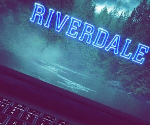 macbook, riverdale, and netflix image
