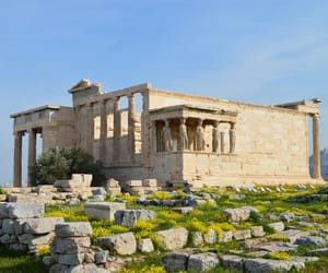 Arcitecture and athen image