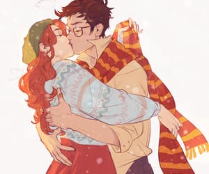 james potter and lily evans image