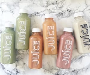 juice, drink, and food image