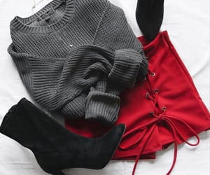 clothes, skirt, and style image