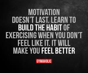 fitness, gymaholic, and motivation image