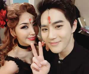 exo, the last kiss, and suho image