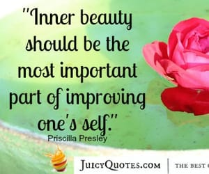 inner beauty, you are beautiful, and beauty quote image