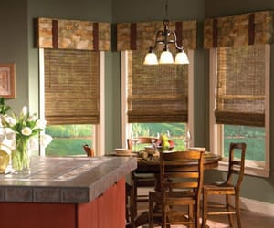 kitchens, kitchen curtains, and kitchen blinds image