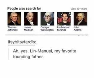 funny, hamilton, and history image