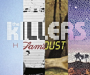 brandon flowers, the killers, and dave image