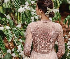 india, indian, and wedding image