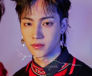 JB, look, and got7 image