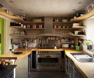 decor, kitchen, and diy image