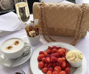 chanel and coffee image