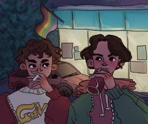 boys, gay, and nice image