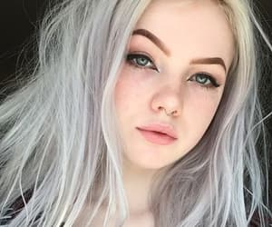 face, make up, and girl image