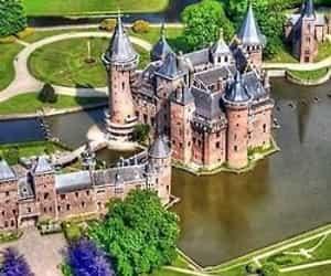 Utrecht, haarzuilens, and kasteel de haar image