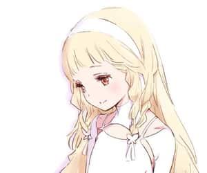 anime, maquia, and sayonara no asa image