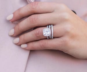 goals, ring, and wedding image