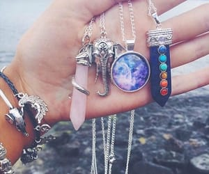 blue, girly, and universe image