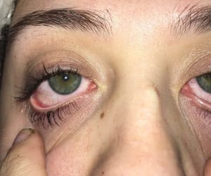red eyes, weed, and bongs image