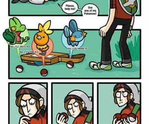 comic, funny, and game image