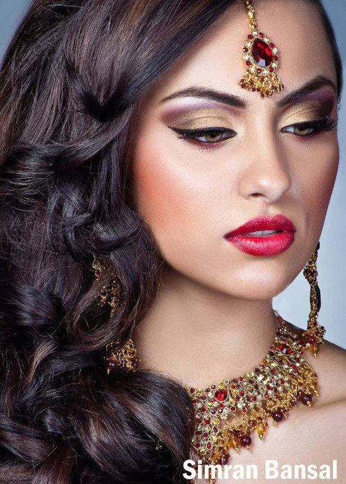 most beautiful indian brides  large